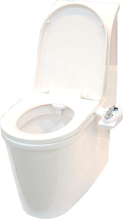 Dusch WC Aufsatz Bidet Taharet Toilette Taharat Intimdusche BisBro LINKSHÄNDER