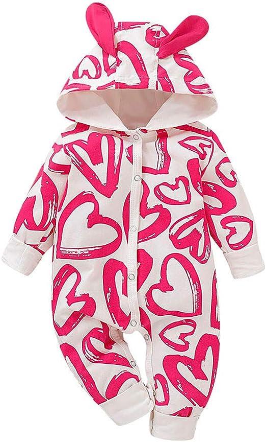 oldeagle Baby Romper Jumpsuit Newborn Infant Baby Boys Girls Sleeveless Cartoon Dinosaur Print Romper Jumpsuit Outfits