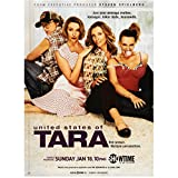 United States of Tara movie promo with Toni Collette as Tara Gregson, T, Buck and Alice 8 x 10 Inch Photo