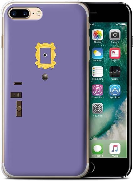 coque violette iphone 7 plus