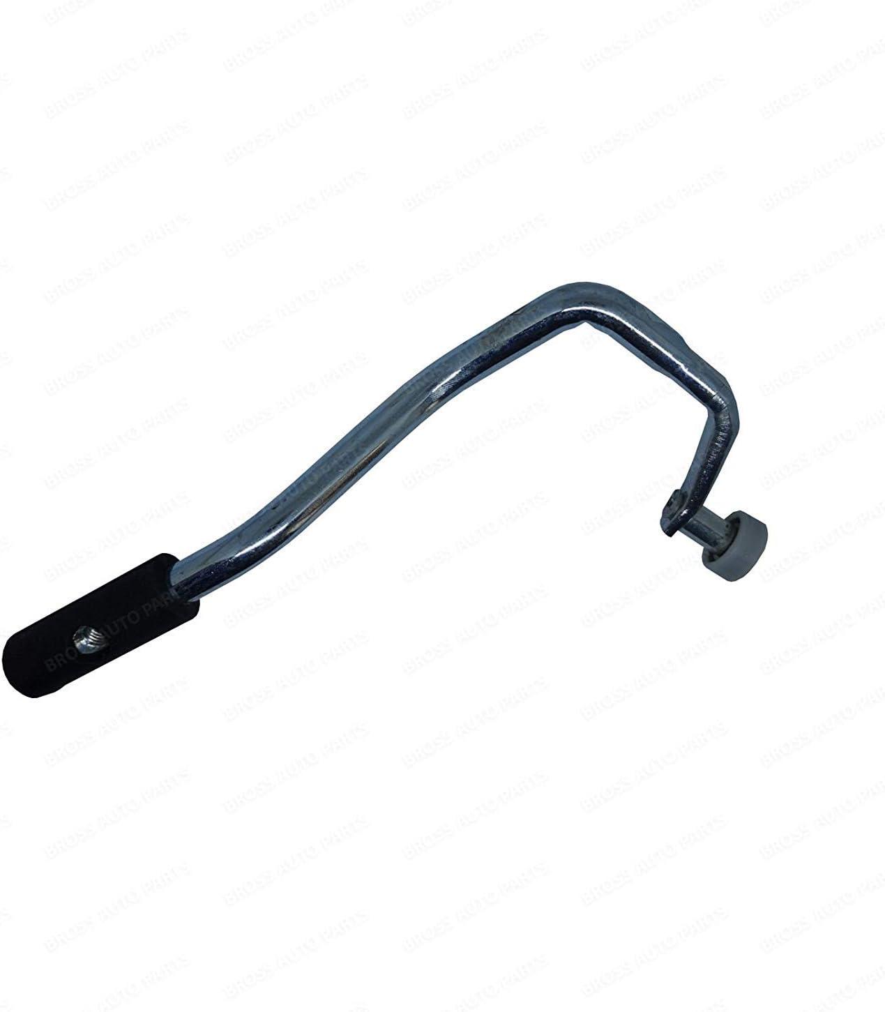 HLY_Autoparts Rodillo Superior de la Puerta Deslizante Derecha 1334552080, 9033L6 para Ducato Jumper Relay Boxer: Amazon.es: Coche y moto