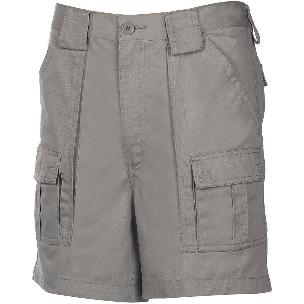 Weekender® 6 Pocket Trader Shorts LIGHT GREY 46W