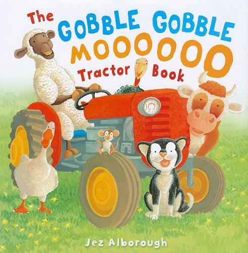 Download The Gobble Gobble Moooooo Tractor Book PDF
