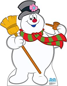 Advanced Graphics Frosty The Snowman Life Size Cardboard Cutout Standup
