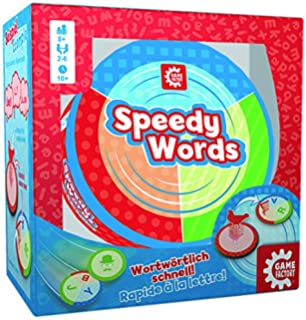 Spiele Wortblitz mit Buchstabentornado
