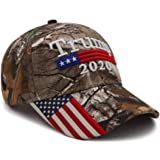 Trump Hat, President Donald Trump 2020 Hat Keep America Great Embroidery KAG MAGA USA Adjustable Baseball Cap