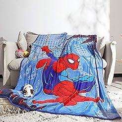 FairyShe Kids Fleece Blanket Baby Plush ...