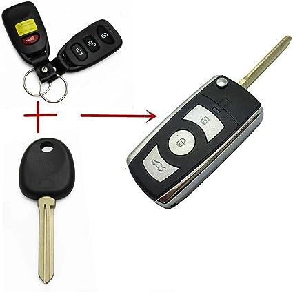 OEM Keyless Panic Smart Key Remote Immobilizer Blank For KIA 2013 2014 Sorento R