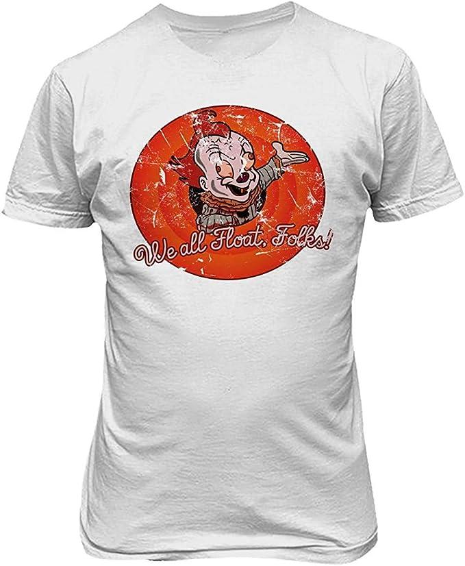 New Novedad Camisa Pennywise Clown Tiny King Camiseta Hombre, XXL: Amazon.es: Ropa y accesorios