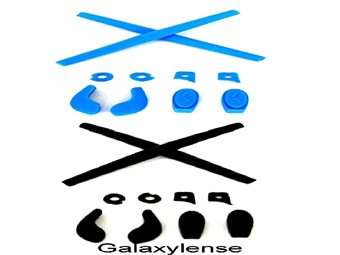 e853659273 Image Unavailable. Image not available for. Color  Galaxy Nose Pads    Earsocks Rubber Kits For Oakley Juliet ...