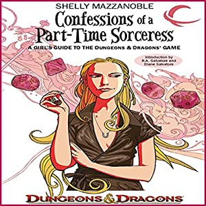 Confessions of a Part-Time Sorceress Audiobook
