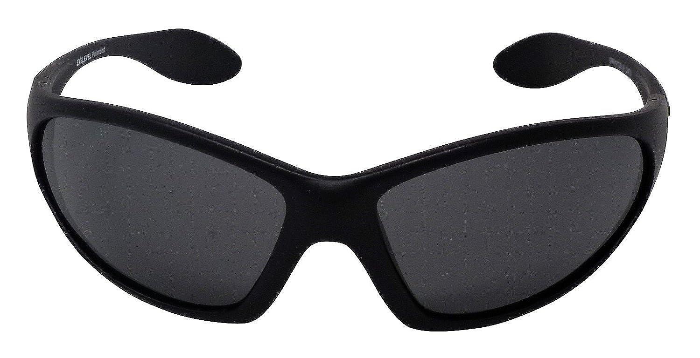 4964f8c776f Sprinter Gafas de sol polarizadas gris CAT-3 UV400 lentes: Amazon.es: