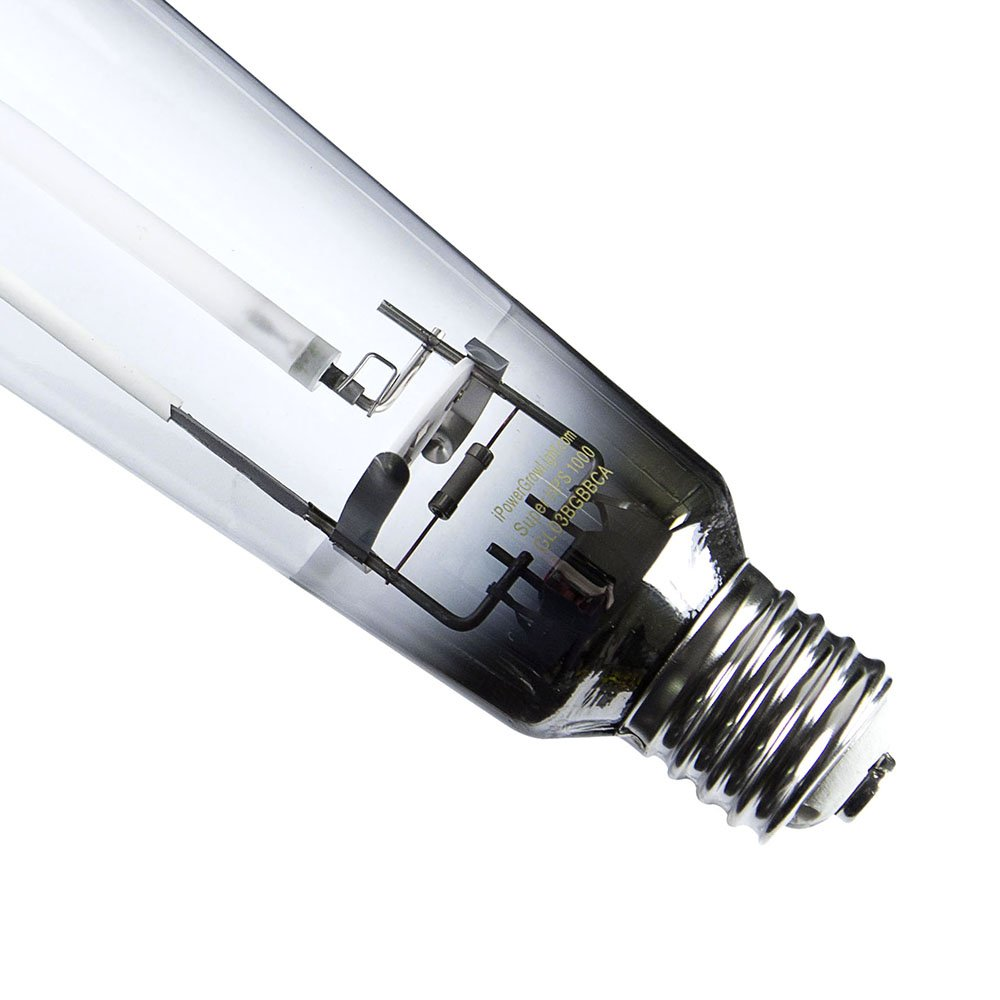 iPower 1000 Watt Super High Pressure Sodium HPS Grow Light Bulb 6 Pack