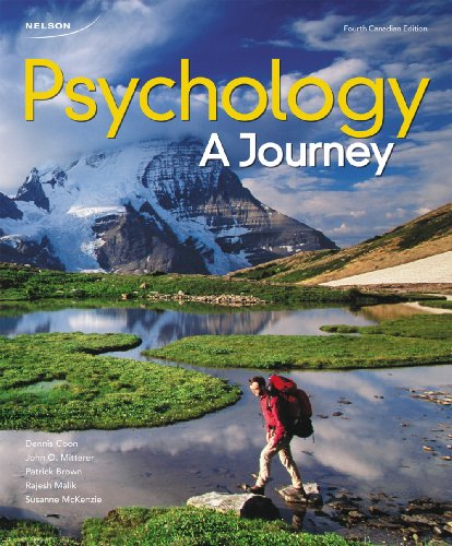 Package: Psychology: A Journey + Printed Access Card for CourseMate (6 Months)