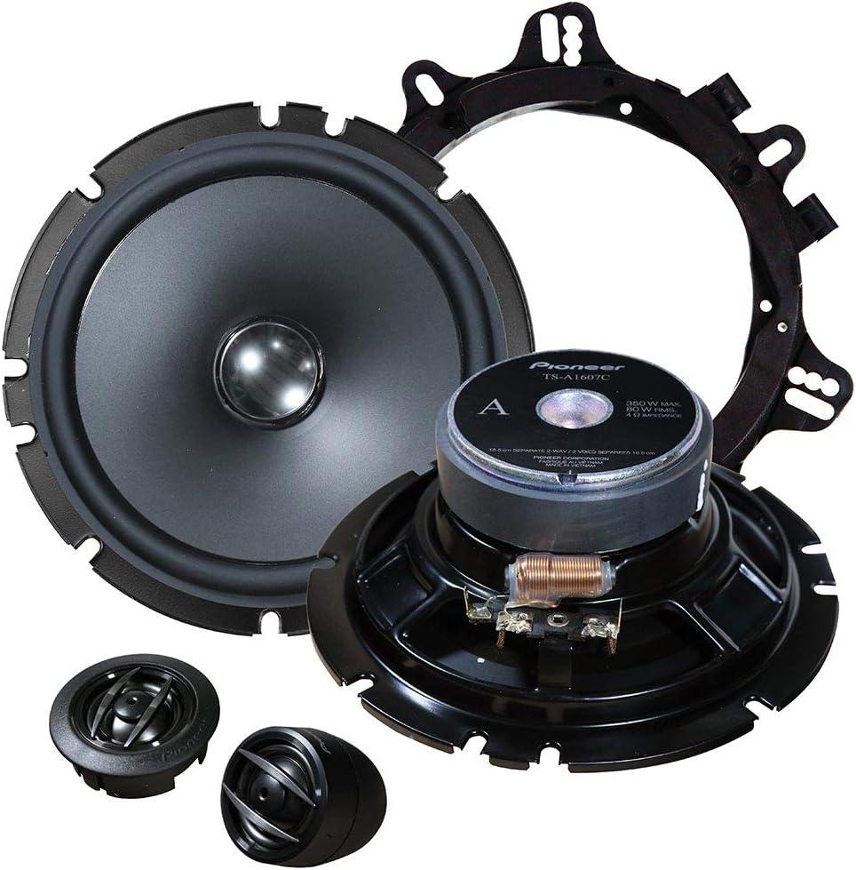 先锋6.5英寸350W/3路公共关系扬声器