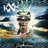 Scatterbrain (CD) ~ Kxm Cover Art
