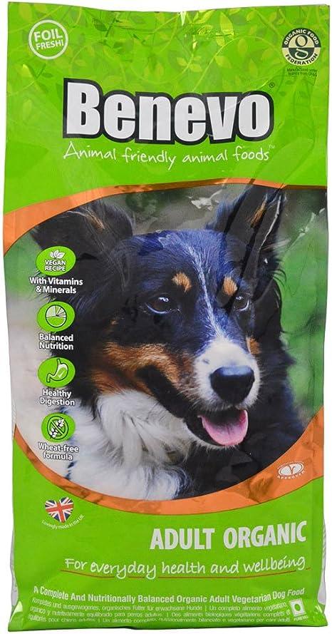 Amazon Com Benevo Dry Dog Food Organic Complete Adult 2kg Bag