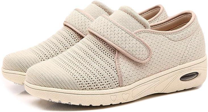 Orthoshoes Womens Edema Shoes Mesh