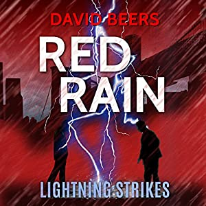 Red Rain: Lightning Strikes Audiobook
