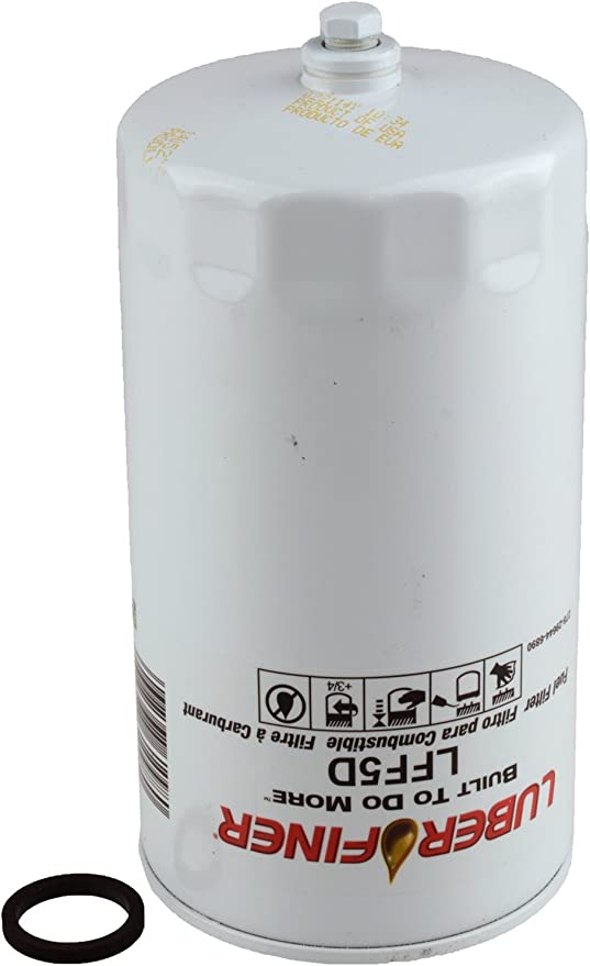 Luber-finer LFF5D Heavy Duty Fuel Filter