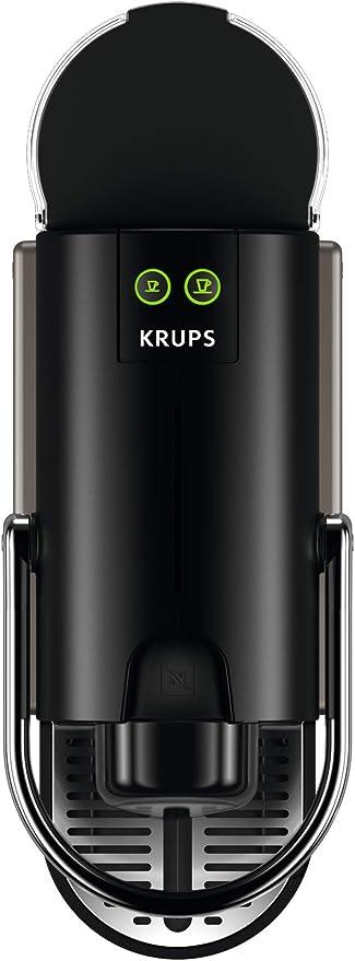 Krups Nespresso Pixie Independiente Máquina espresso 0,7 L ...