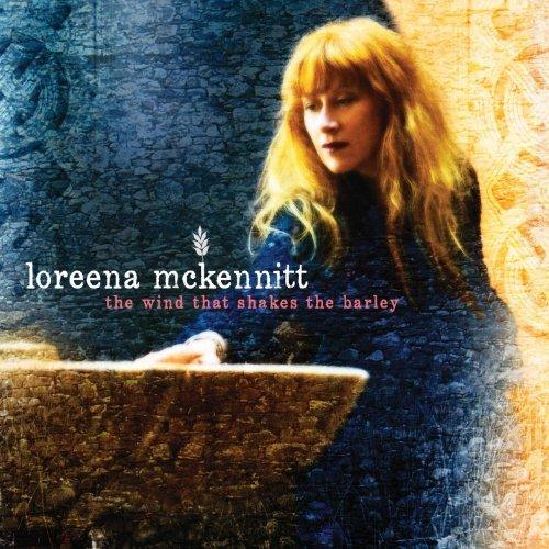 The Wind That Shakes The Barley by Loreena McKennitt (2010) Audio CD
