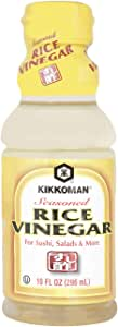 Kikkoman Seasoned Rice Vinegar, 296 ml