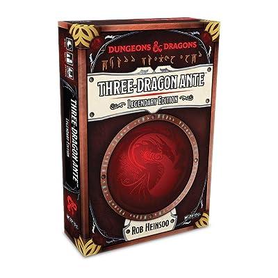 Three Dragon Ante: Legendary Edition: Toys & Games
