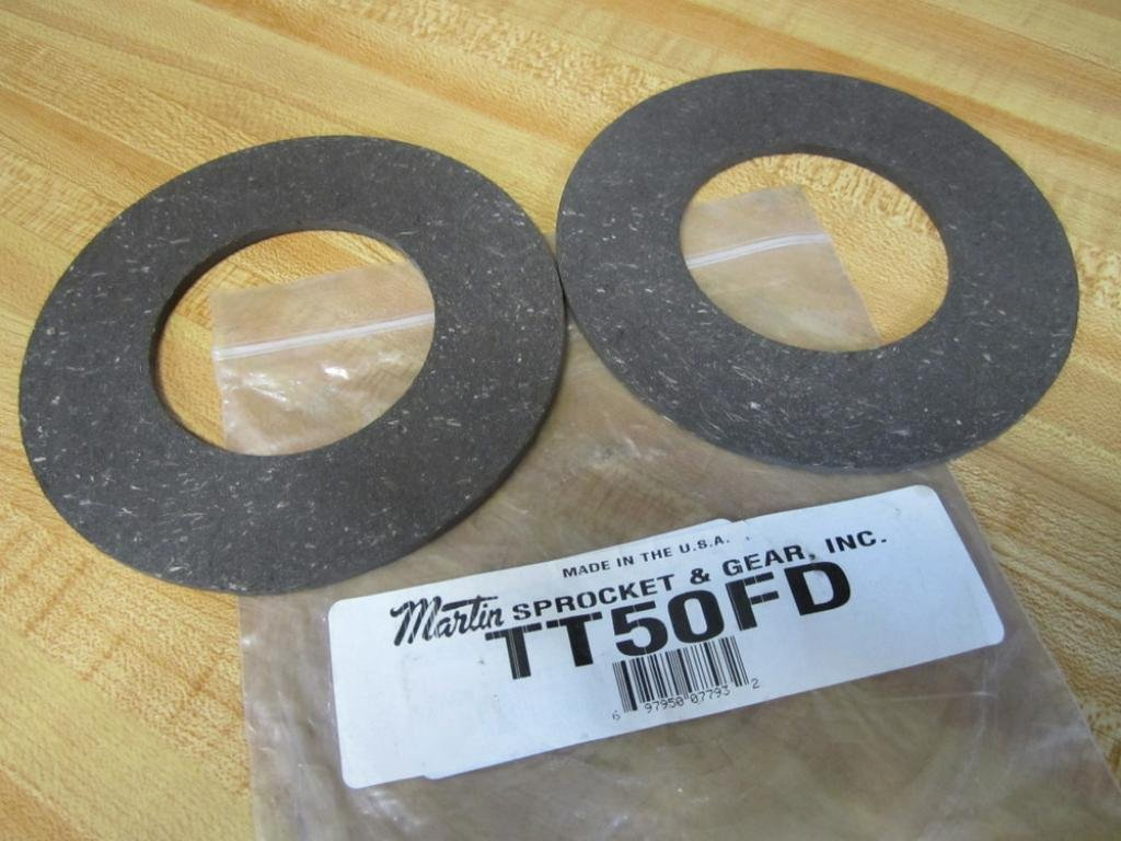 Martin TT50FD Friction Disk (Pack of 2) by Martin