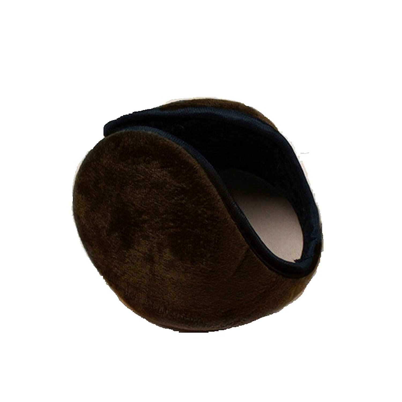 Healtheverday® Earmuffs Winter Fleece Head Band Ear Muff Soft Warmers (Black) Healtheveryday FS11