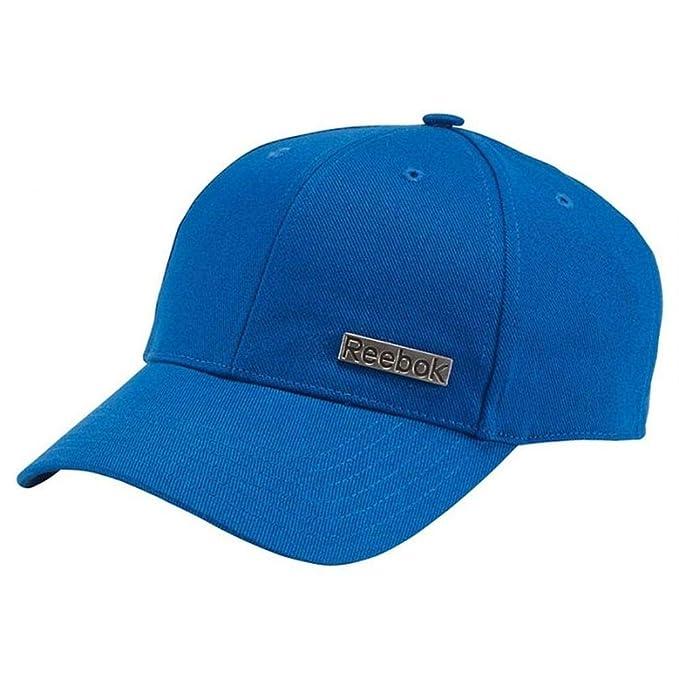 Reebok Se M Badge Cap Gorra De Béisbol Azul Talla única  Amazon.es  Ropa y  accesorios 190e578a3b0
