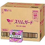 【ケース販売】ロリエ スリムガード 長時間しっかり昼用 羽つき 25cm 19コ入×16セット(304コ)