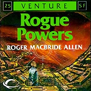 Rogue Powers Audiobook