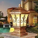 Fu Man Li Limited company Outdoor courtyard lamp door column lamp door door door outdoor door column head lamp A+