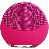 Archy Cepillo Limpiador Facial Cara Ultrasonico Silicona Masajeador Electrico Cuidado de la piel waterproof vibrador…