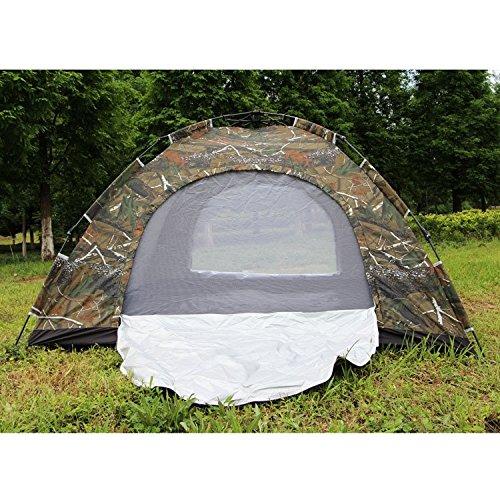MCCBlatt-Muster 4-automatische Doppeltür outdoor Zelt camping Zelt