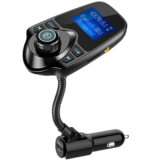 The Best Bluetooth FM Transmitter 1