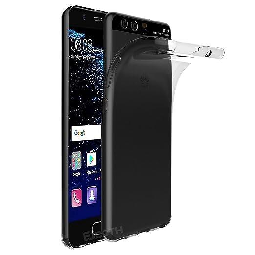 1 opinioni per Cover Huawei P10, EJBOTH TPU Custodia Protettivo Copertura morbido Caso