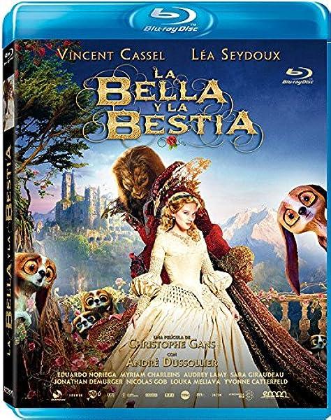 La Bella Y La Bestia [Blu-ray]: Amazon.es: Léa Seydoux, Vincent Cassel, Christopher Gans, Léa Seydoux, Vincent Cassel: Cine y Series TV