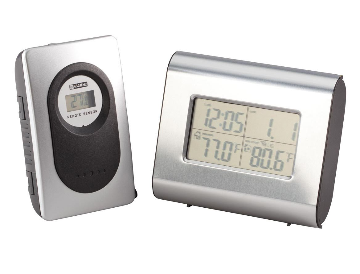 Wireless Weather Station/Clock Remote