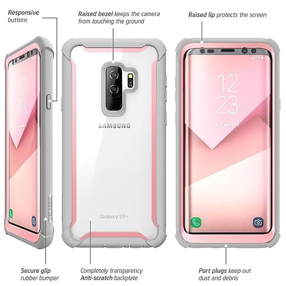 Amazon.com: i-Blason - Carcasa para Samsung Galaxy S9+ Plus ...
