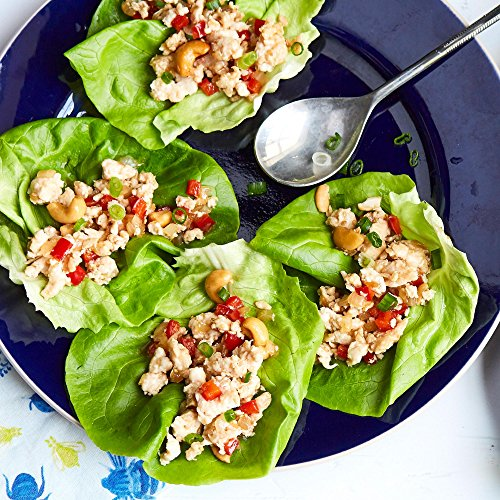 Asian Honey Chicken Cashew Lettuce Wraps By Chefd Partner Soy Vay  Dinner For 2