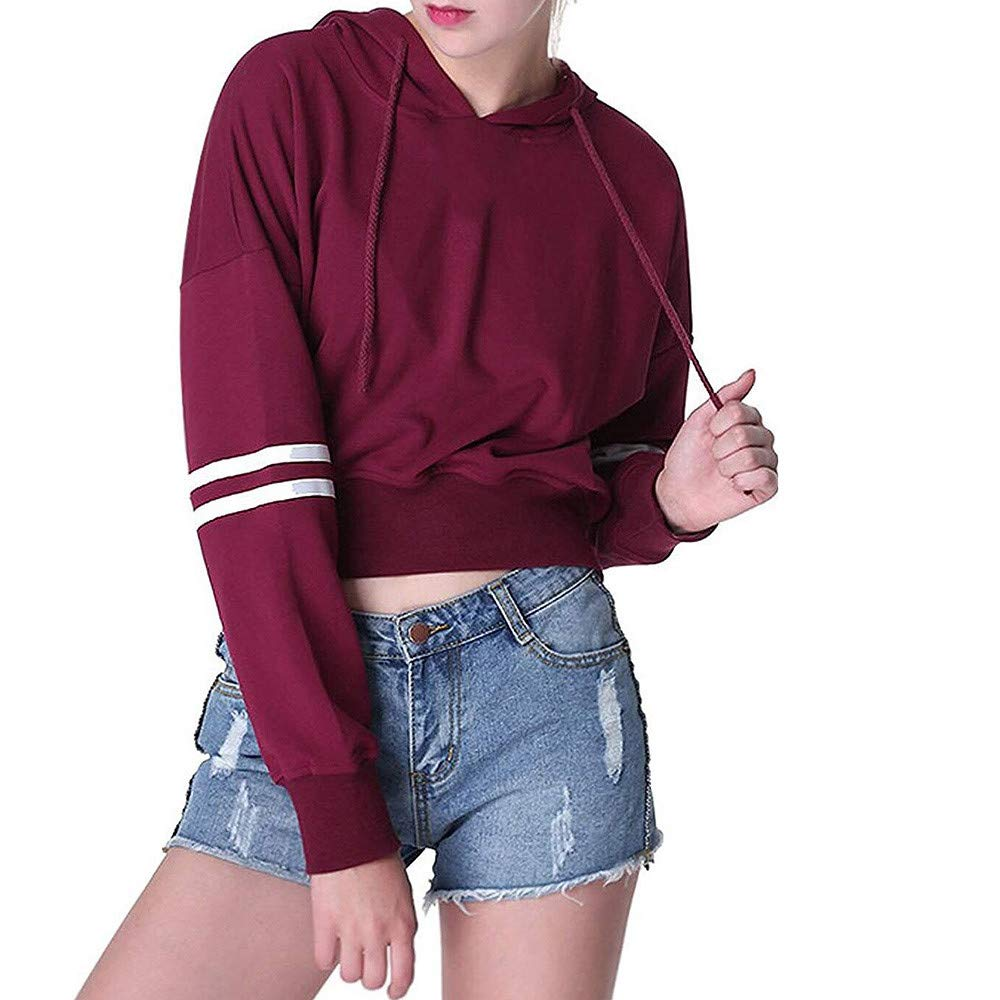 PENGYGY Women Casual Letter Long Sleeves O-Neck Tops Blouse Sweatshirt Fashion I Really Do not Care, Do U
