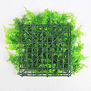 ULAND Artificial Hedges Panels, Outdoor Greenery Ivy Privacy Fence Screening, Home Garden Wedding Decoration 44