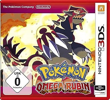 Pokemon Omega Rubin [Importación Alemana]
