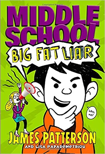 Middle School: The Worst Years of My Life BOOK 3