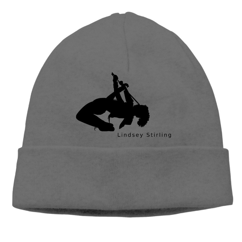 OLala Brave Enough Lindsey Stirling Men And Women Comfortable Knitted Beanie Skull Caps
