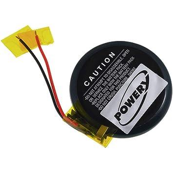 Batería para Smartwatch Garmin Forerunner 110: Amazon.es ...
