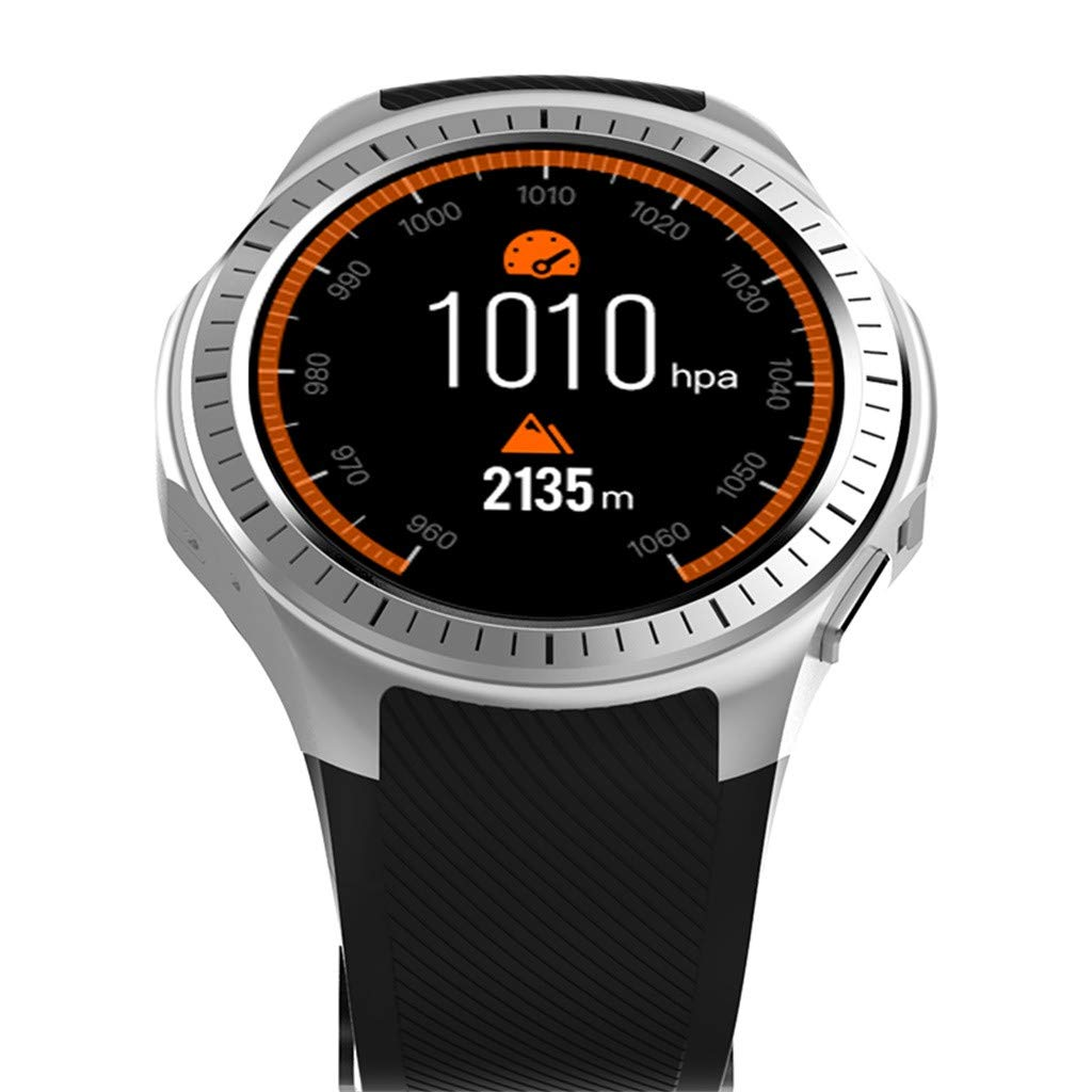 Willful Smartwatch con Pulsómetro Impermeable Reloj ...