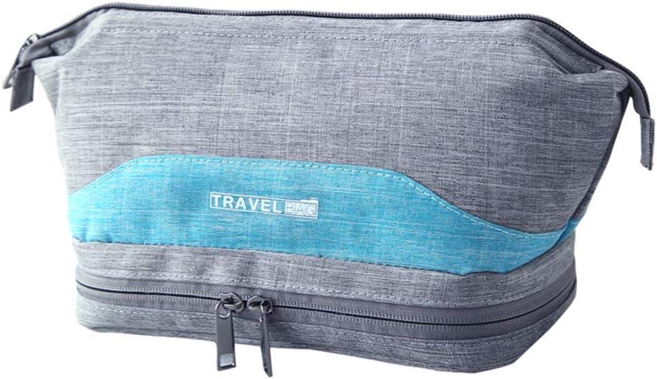 Oyfel Trousse de Toilette Vogage Maquillage Portable Organiseur Sac /Étanche Trousse de Voyage Business Gym Vacances Hiking